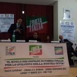 Forza Italia, tra spaccature ed assenze si presenta ai cittadini