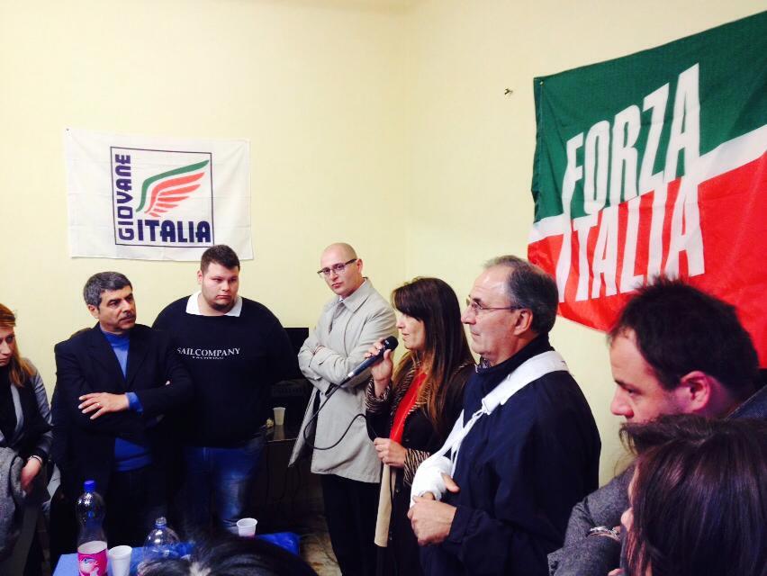 INAUGURAZIONE SEDE FORZA ITALIA