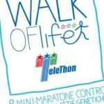 """Walk of life di Telethon, la ricerca scientifica """"corre"""" a Somma Vesuviana"""